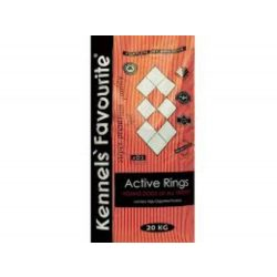 Kennel's Favourite Active Rings 20kg