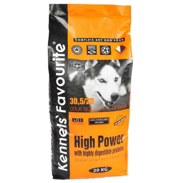 Kennel's Favourite High Power 20kg