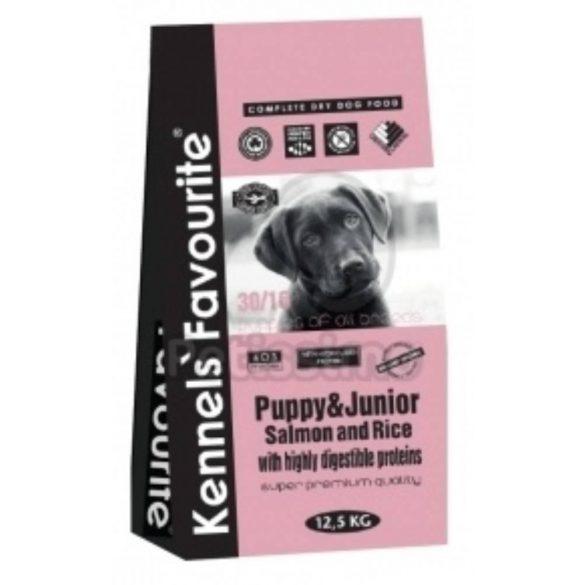 Kennel's Favourite Puppy Salmon 20kg