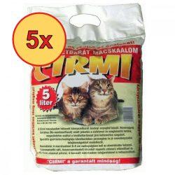 5x Cirmi Macskaalom natúr 5kg