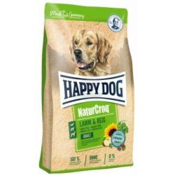 Happy Dog NaturCroq Bárány és Rizs (Lamm&Reis) 15kg