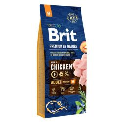 Brit Prémium Adult Médium 15kg