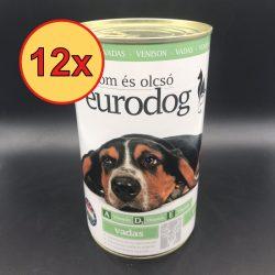 12x Euro Dog 1240g Vad