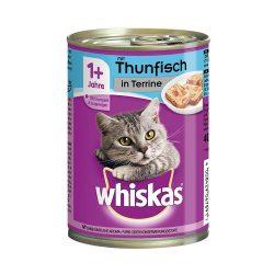 Whiskas 400g Tonhal Terrine