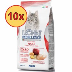 10x Lechat Excellence 400g Adult