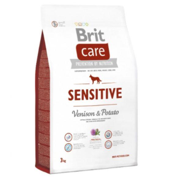 Brit Care Sensitive Venison 12kg