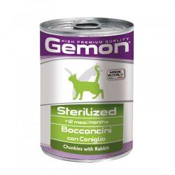 Gemon Cat 400g Steril Nyúl